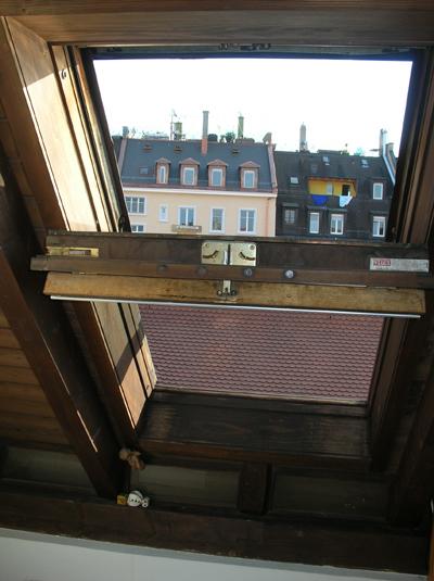Sicherung Von Dachfenstern Kamikatze Zwerglis
