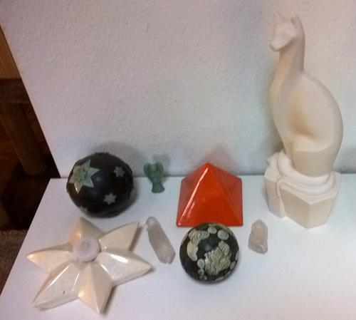 Kristalle-Sternchen